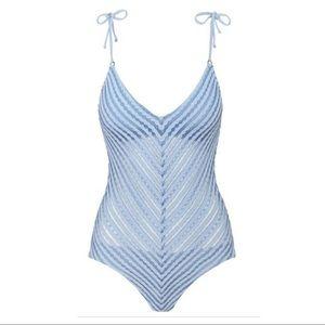 Robin Piccone horizon one piece swimsuit